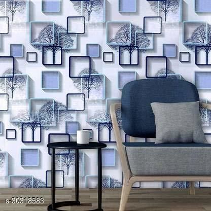 UZANIYA 45 X 500 CM Self Adhesive Wallpapers for Wall -Waterproof & Scratch Proof Wall Sticker for Living Room & Bedroom - Wall Sticker for Kitchen - PVC Wall Sticker-Covers 28 Sq Ft-