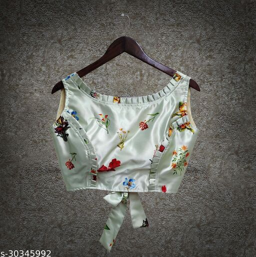 SIXSIGMA FULLY STICHED DIGITAL PRINT BLOUSE