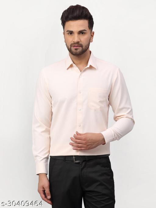 Men's Solid Formal Shirts
