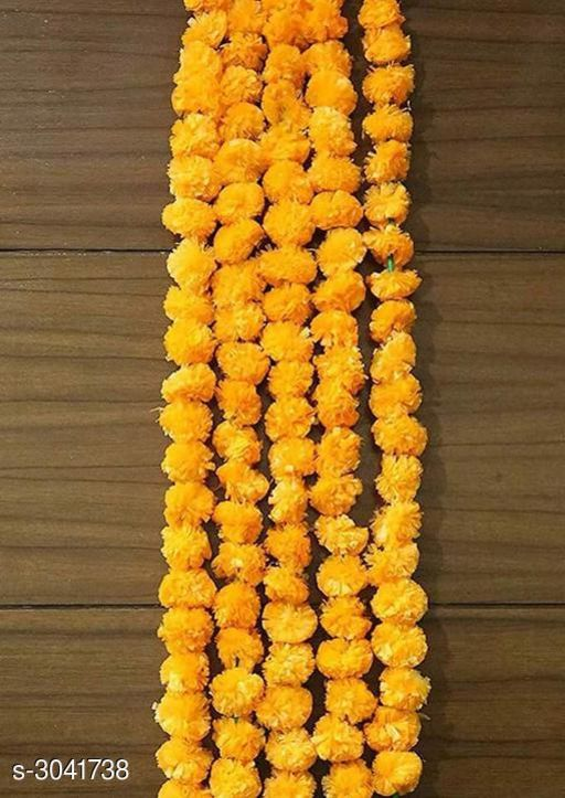 Designer Plastic Wool Diwali Decor
