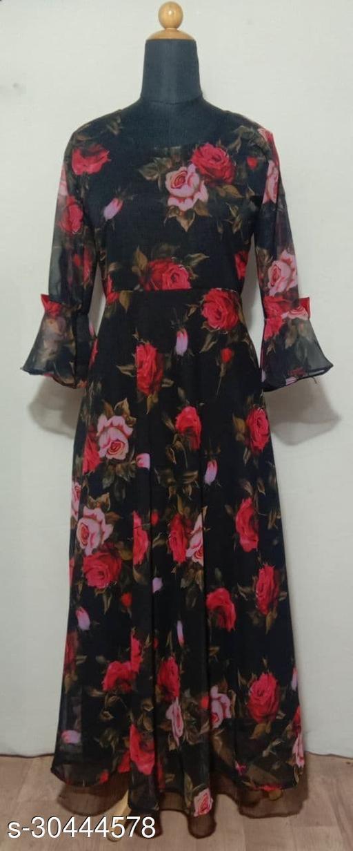 Comfy Retro Women Gowns