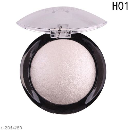 Miss Rose Professional Make-Up Baked Blusher 14g(Silver)Shade 1