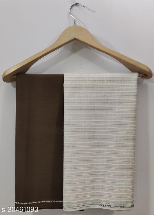 Multicolor Shirt & Trouser  unstiched Fabrics