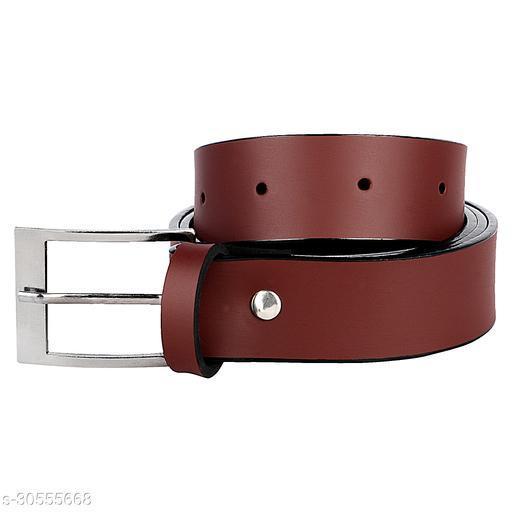 Stylish Brown Belt For Men