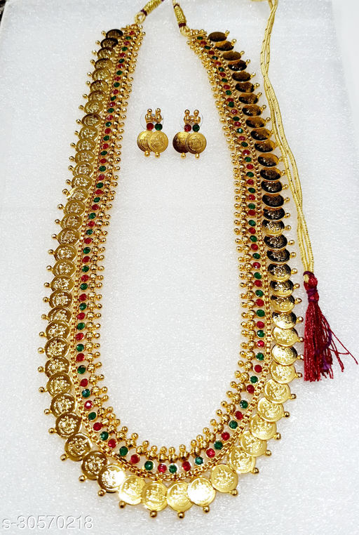 Womens Gold Necklaces & Chains