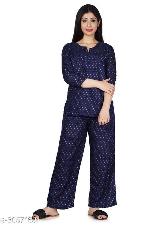 Trendy Women Nightsuits