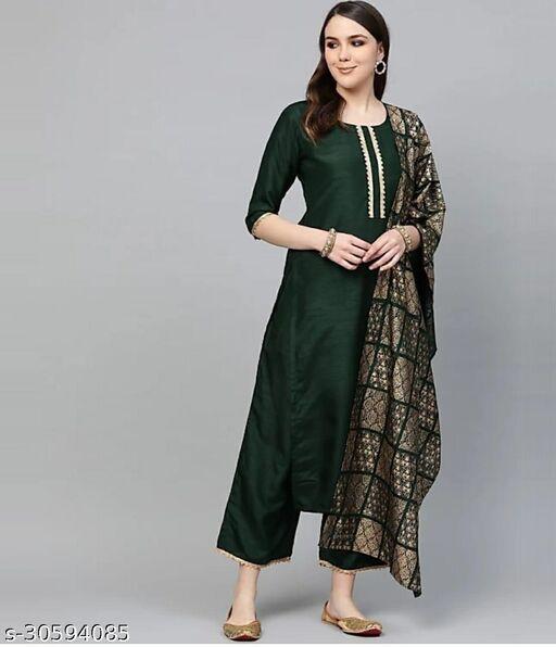 Banita Voguish Women Dupatta Sets