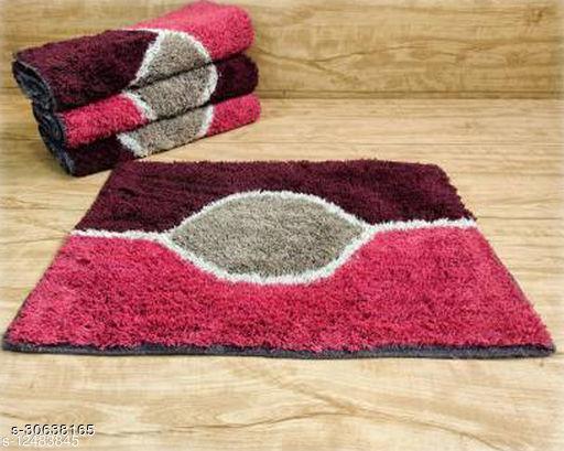 T Creation Cotton Door Mat Combo Pack
