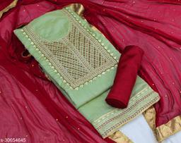 Myra Drishya Semi-Stitched Suits