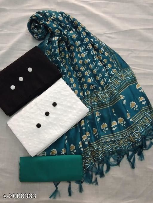 Arya Cotton Attractive Suits & Dress Materials
