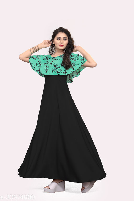 Classic Designer Women gown