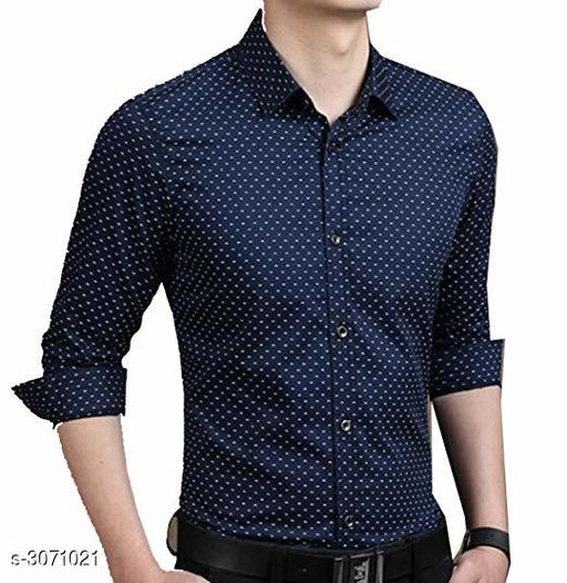 Stylish Premium Cotton Men's Shirt