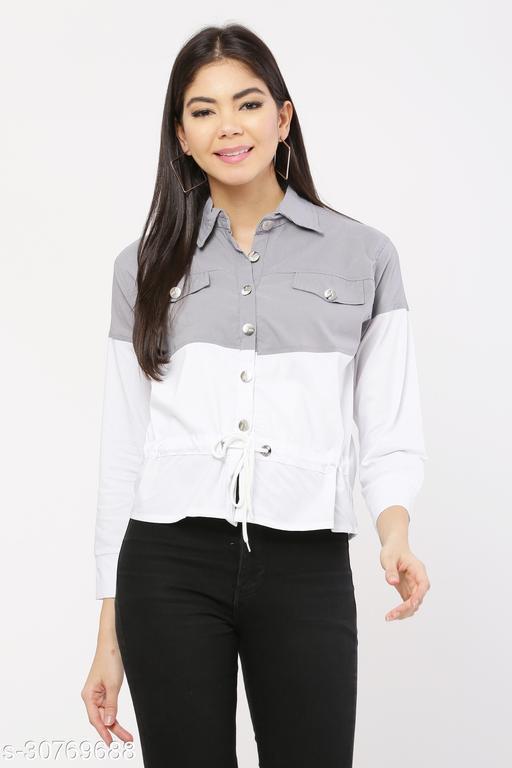 Fancy Retro Women Shirts