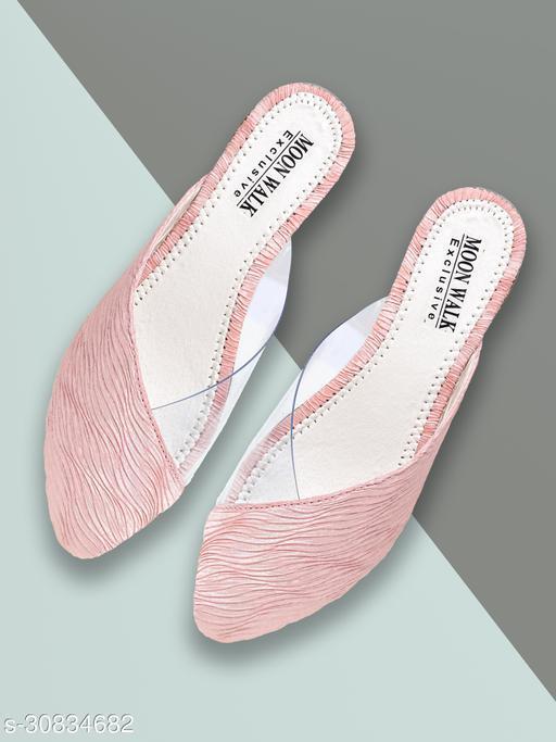 Moonwalk Bellies For Women (pink)