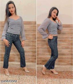 Trendy Graceful Women Tops & Tunics