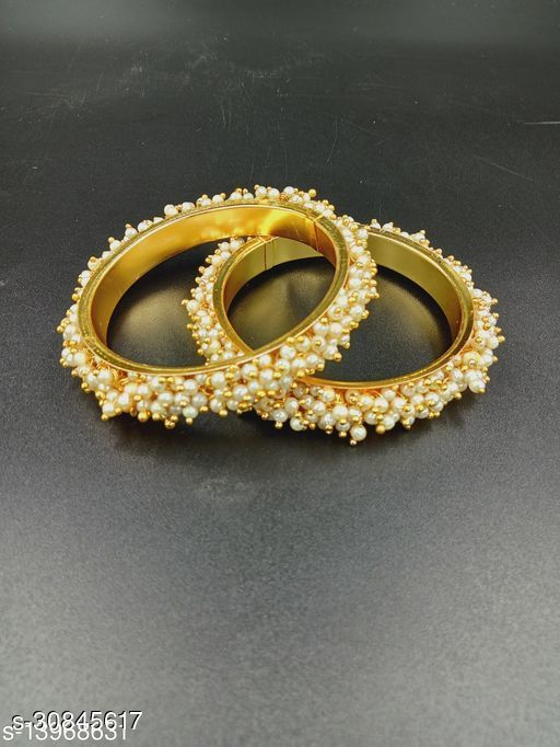 Allure Glittering Bracelet & Bangles