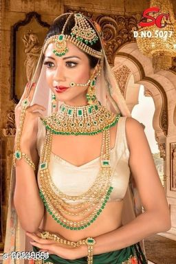 Twinkling Colorful Jewellery Sets