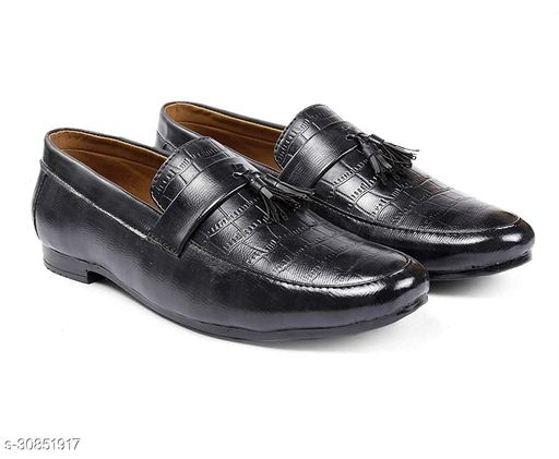 Attractive Synthetic Men Loafers