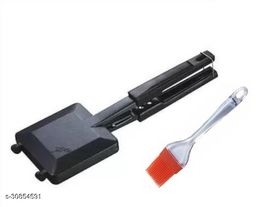 GAS TOASTER WITH SILICON BRUSH