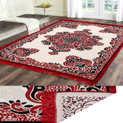 Trendy Jute Cotton Carpet