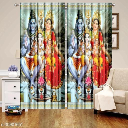 Voguish Fancy Curtains & Sheers