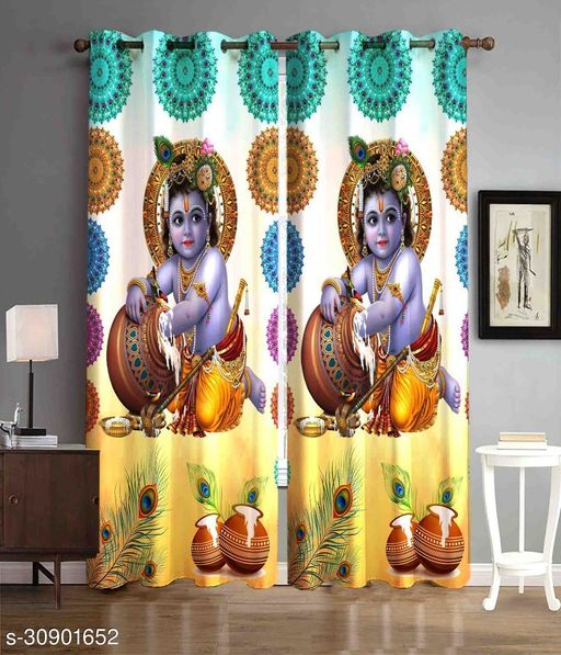 Voguish Fashionable Curtains & Sheers