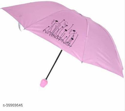 BHAVYA FASHION rose unbrella  Plastic Umbrella with Compact Bottle  Umbrella