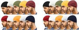 Trendy Cotton Caps Combo