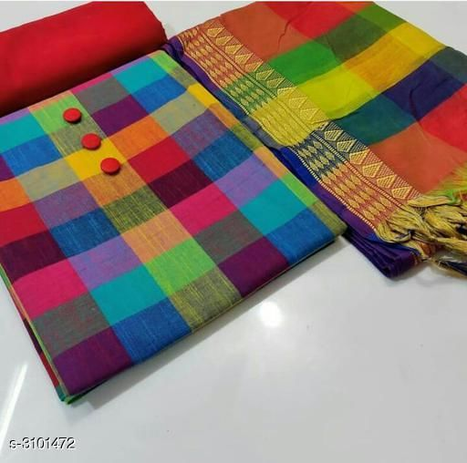 Colourful Checks Patterned Suits