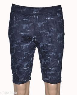 Fancy Fashionista Men Shorts