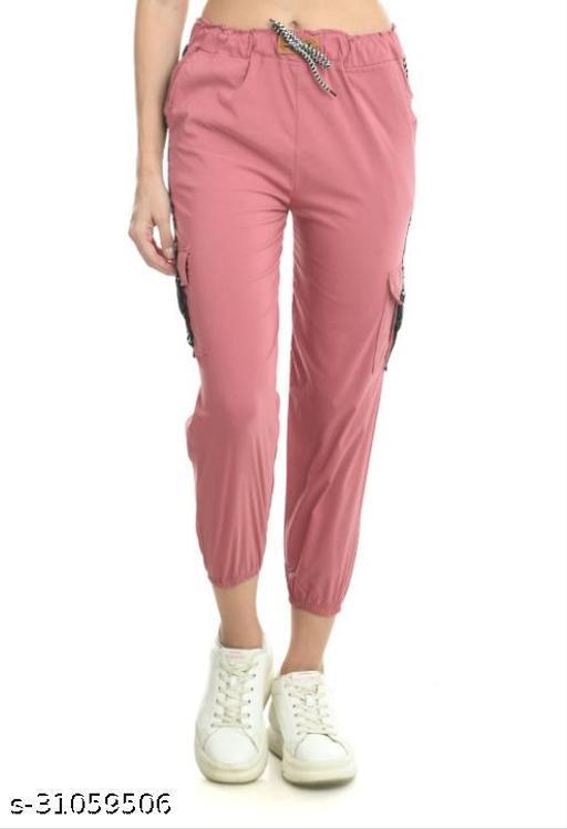 Women's Pink Cargo