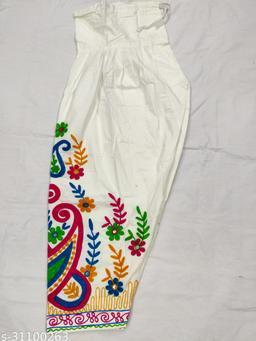 Embroidered Patiala Salwars
