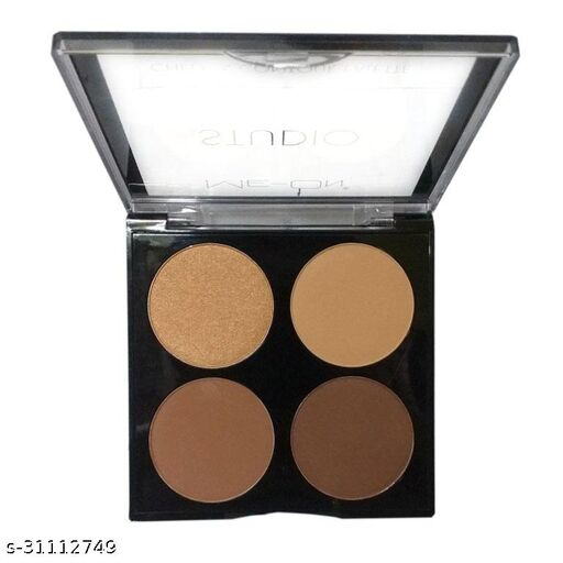 Studio Cheek and Contour Highlighter Blusher Palette S2