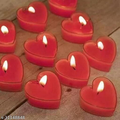 Classic Festive Candles