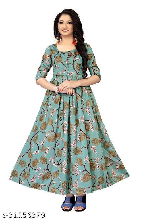 Urbane Elegant Women Taffeta Silk Gowns