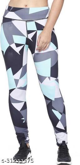 Trendy Printed Jaggies