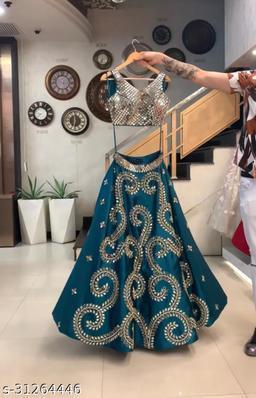 Alisha Pretty Women Lehenga