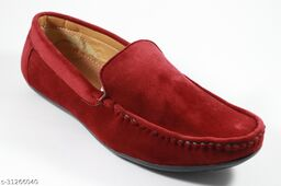 Stylish Red loafer
