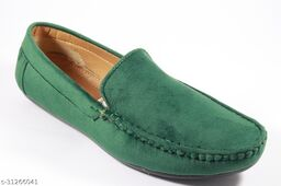 Stylish Green loafer