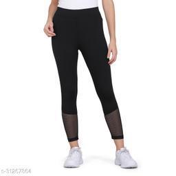 Elegant Women Polyester Leggings
