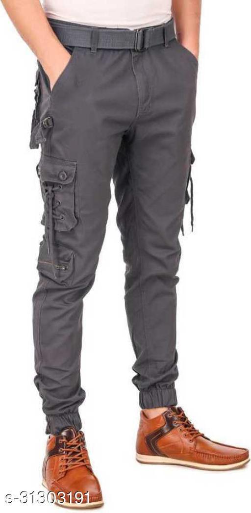 Gorgeous Men Track Cotton Pants