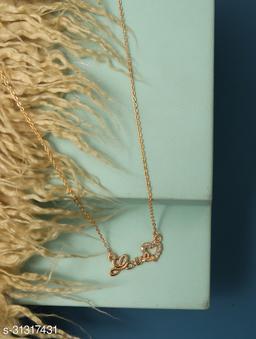 stylish love chain for women
