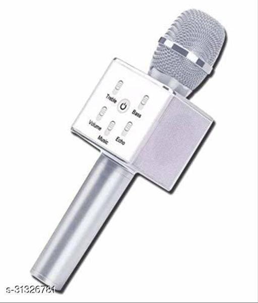 mic(Q7-mic-silver)