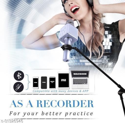 Latest microphone