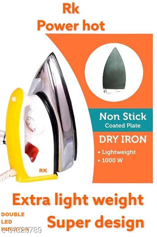 Latest Light Weight Iron
