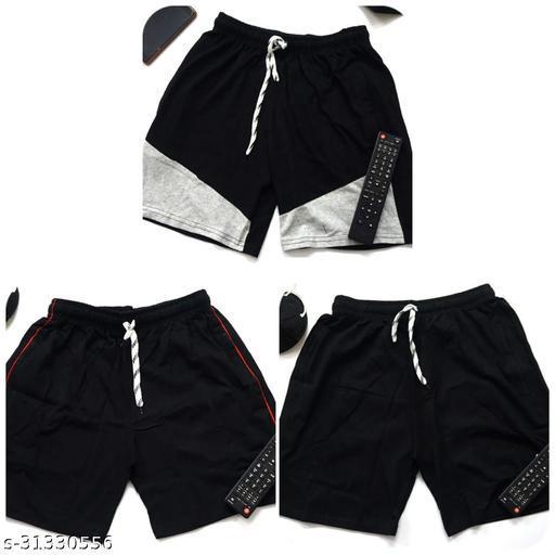 Comfy Men Active Shorts