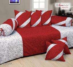 Stylish Velvet Diwan Set