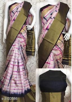 Trendy Tussar silk Women's Saree