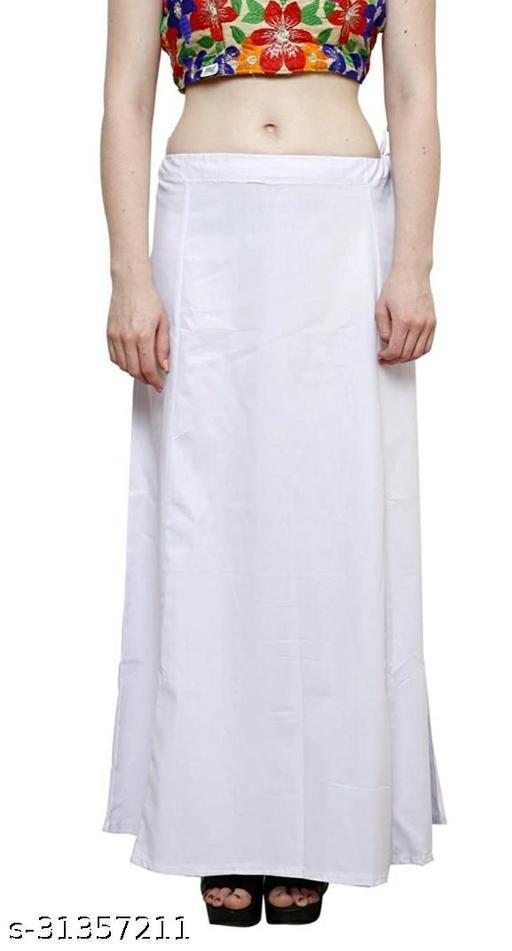 Fancy Woman Cotton Petticoat
