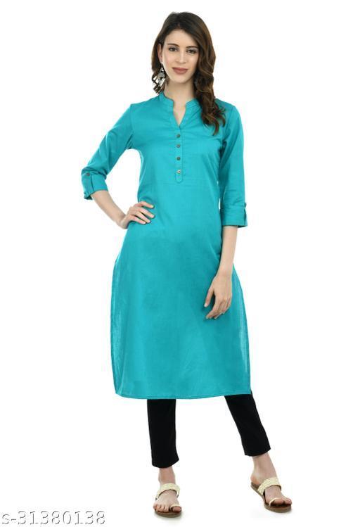 Stylish woman kurti